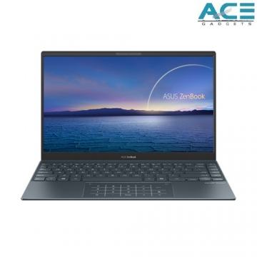 "Asus ZenBook 13 UX325J-AEG3256TS Notebook (i7-1065G7/8GB DDR4/512GB PCIe/Intel/13.3""FHD/Win10+Ms Office H&S)"