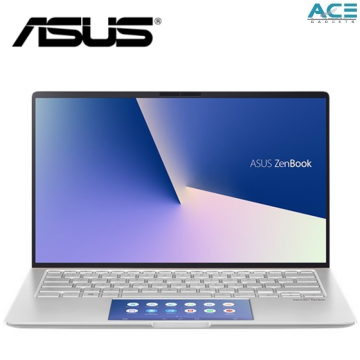 Asus ZenBook 13 UX334F-LCA4246T Notebook (i5-10210U/8GB DDR3L/512GB PCIe/Intel/13.3''FHD/Win10)
